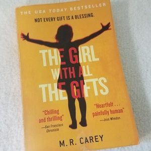 The Girl With All the Gifts M.R Carey Paperback